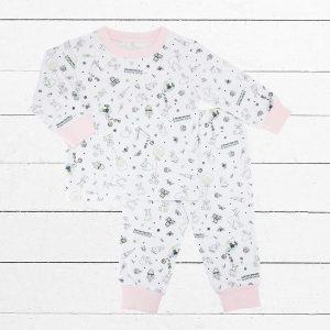 baby girls pyjamas